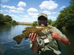 Yakima Smallmouth