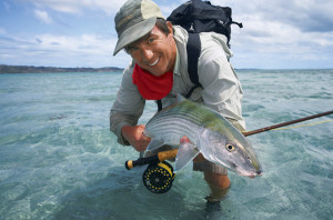 Bonefish from New Calendonia