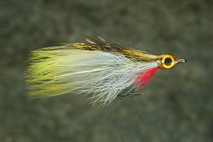 Sheck's Mini Deceiver Fly