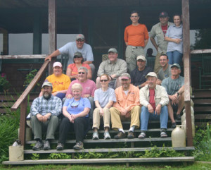 American Angler Day Group Photo