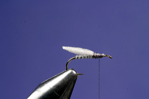 Making A Caulk Midge Fly: Step 4