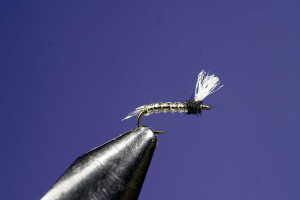 Making A Tubing Submerger Fly: Step 6