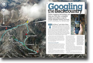 Googling The Backcountry Article Image