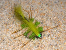Cowens Crabbit Fly