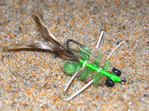Dels Merkin Fly