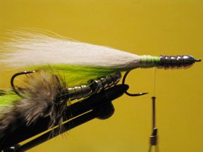 Halibut Fly - Step 14