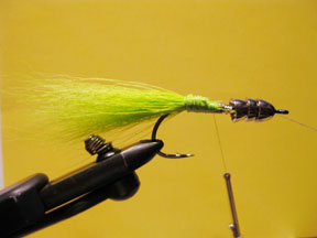 Halibut Fly - Step 4