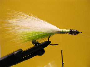 Halibut Fly - Step 5