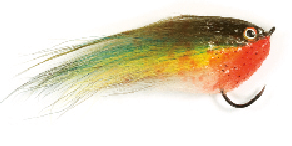 Brushback Bluegill Fly