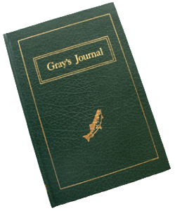 Grays Journal Circa 1984