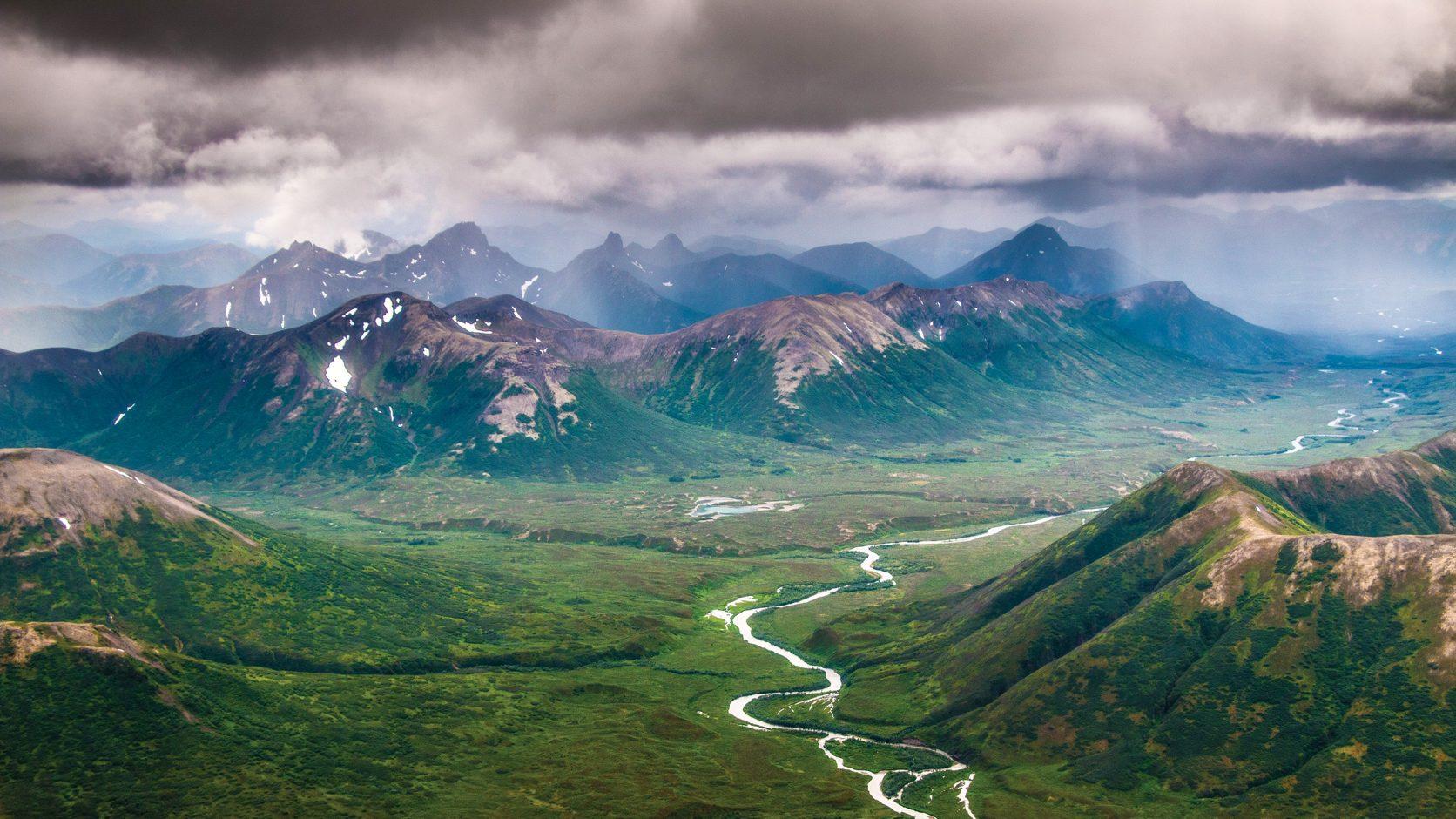 Kanektok River in Alaska's Togiak National Wildlife Refuge