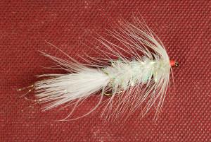 Crystal bugger fly