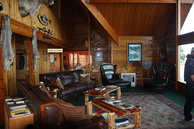 Alaska Sportsmans Lodge