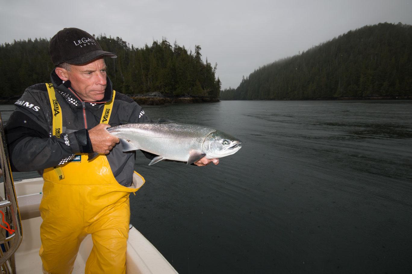 Legacy lodge 12 american angleramerican angler for American legacy fishing