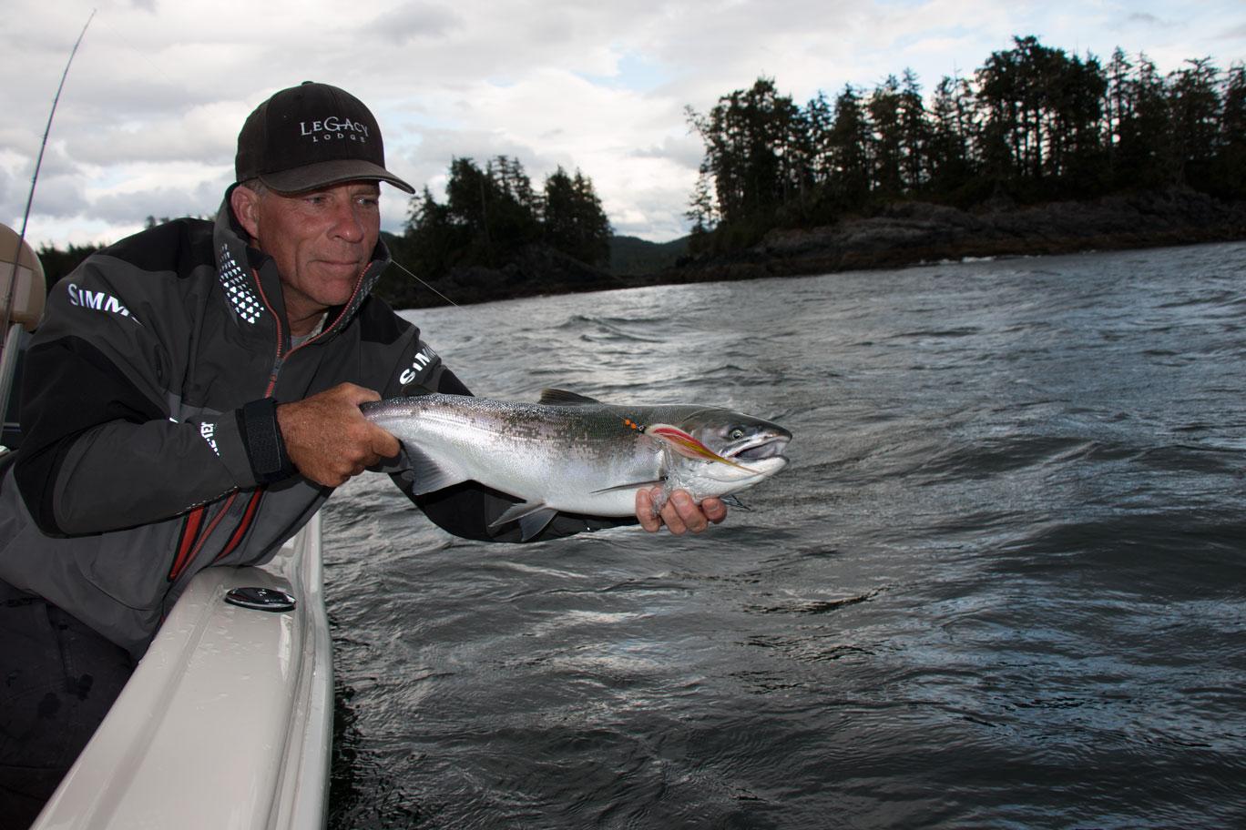 Legacy lodge 6 american angleramerican angler for Eastern fly fishing magazine