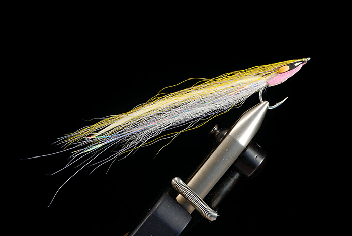 Warshawer's Juvenile Sand Eel fly