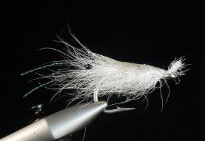Popovics' Ultra Shrimp fly