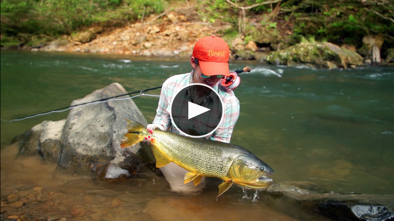 Tsimane 3x episode one just fish porn american for Eastern fly fishing magazine