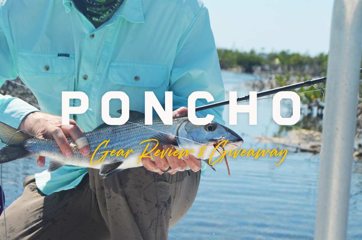45a8a90a Poncho Outdoors - Review & Giveaway - American AnglerAmerican Angler