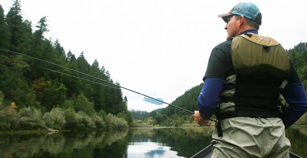 Fly Fishing Lodge – Western US