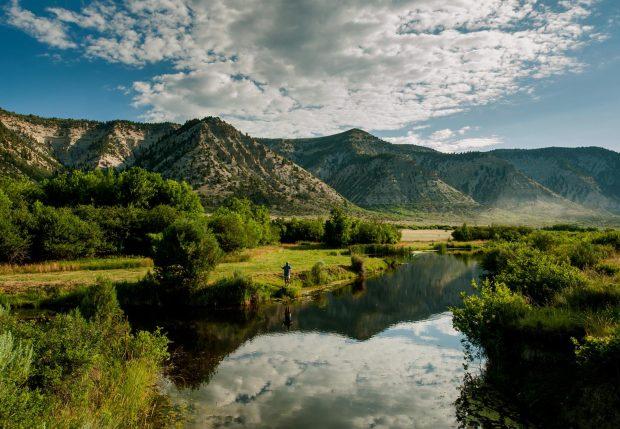 Fly Fishing Lodge – Colorado