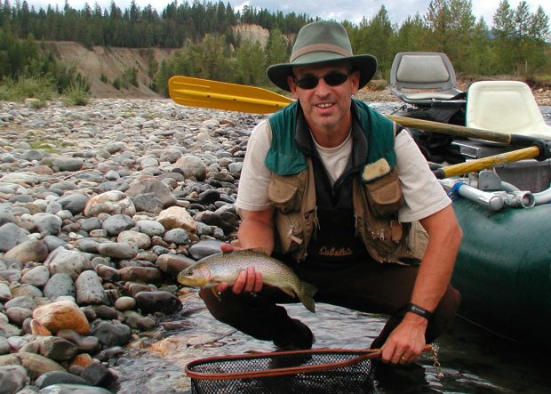 Fly Fishing Lodge – British Columbia