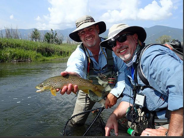 Fly Fishing Lodge – Montana